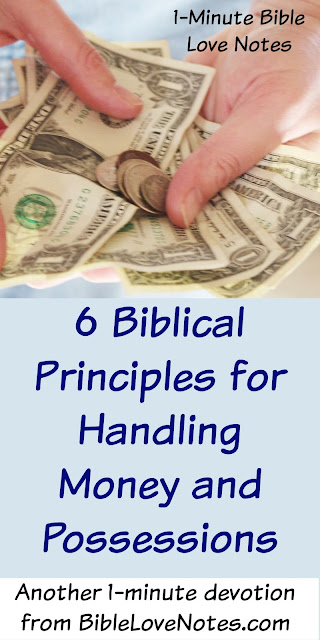 Principles About Business Verses Bible