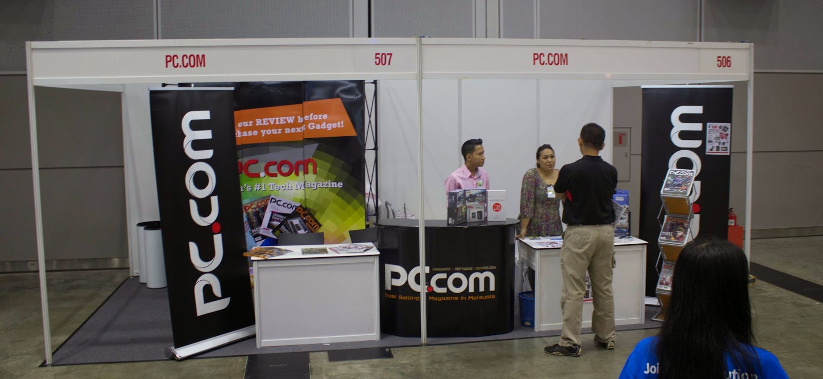 Coverage of PIKOM PC Fair 2014 @ Kuala Lumpur Convention Center 400