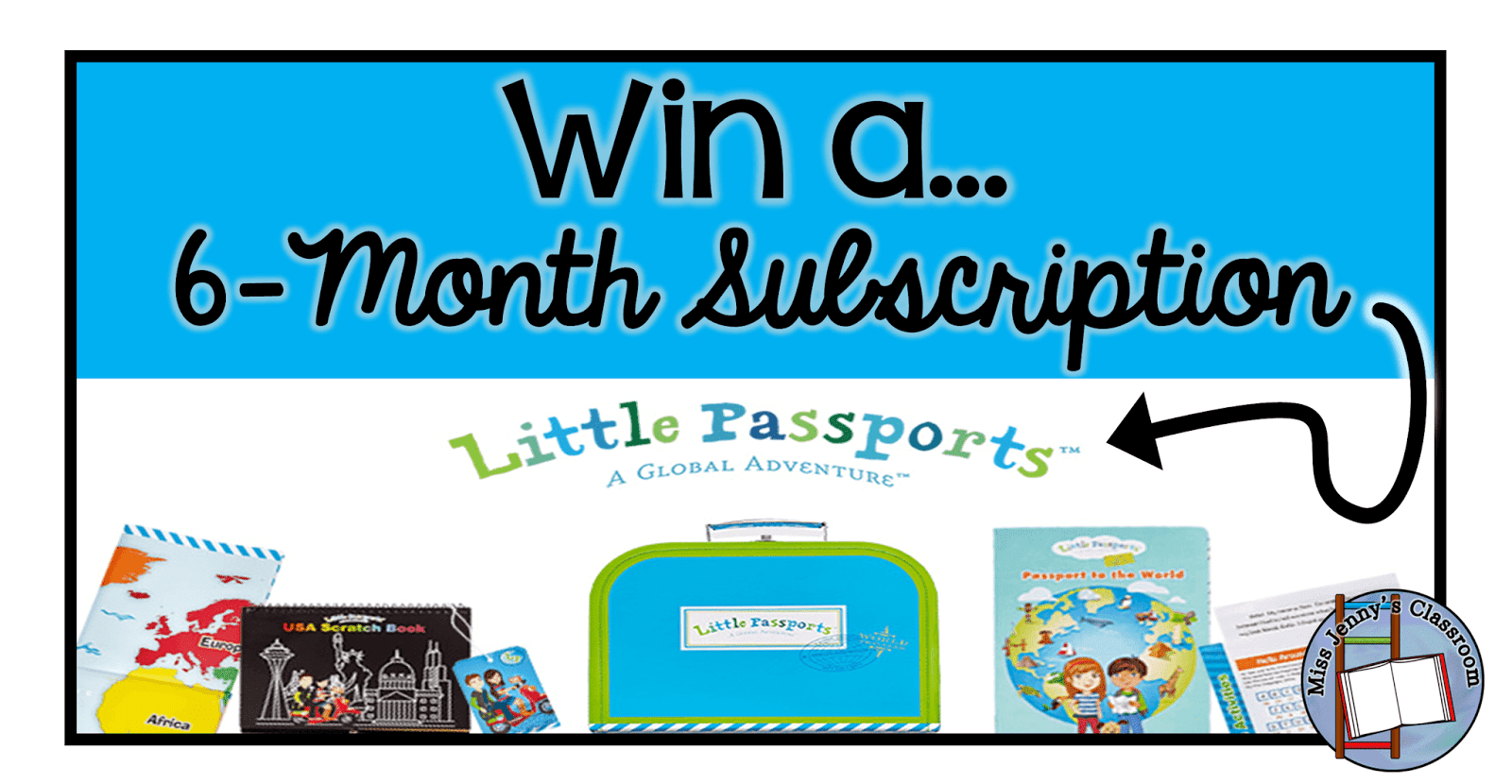 Little Passports Giveaway