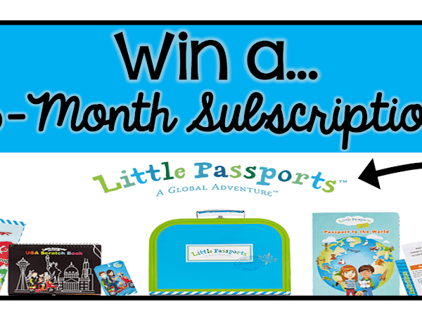 Little Passports: Subscription Giveaway
