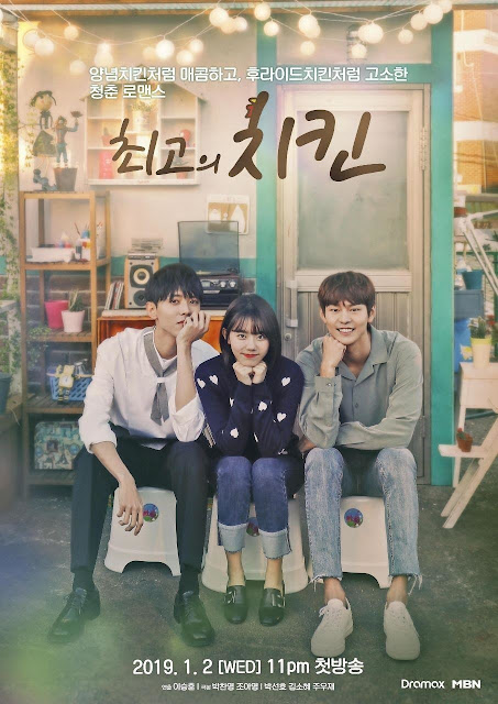 Drama Korea Best Chicken Subtitle Indonesia