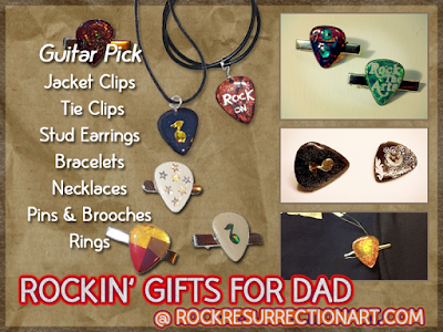 Rockin' Gifts for Father's Day!