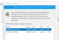 Cancellare Account o Profilo Utenti in Windows per resettare tutto e risolvere problemi
