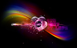 abstract theme fantasy wallpapers heart collection designs romantic hd