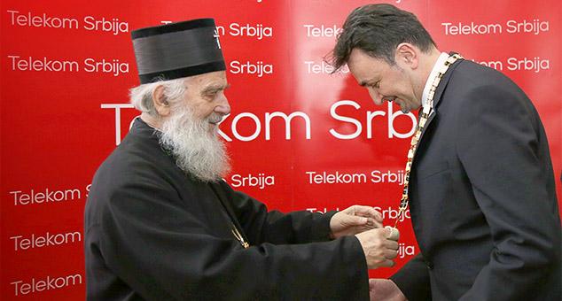 Орденом Светог Саве против светосавских врлина