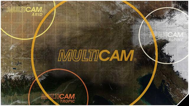 Multicam arid, tropic, alpine, black