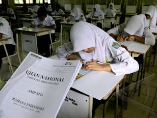 kisi-kisi ujian nasional