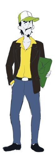 Kazuhiro Yamaji como Todo-san