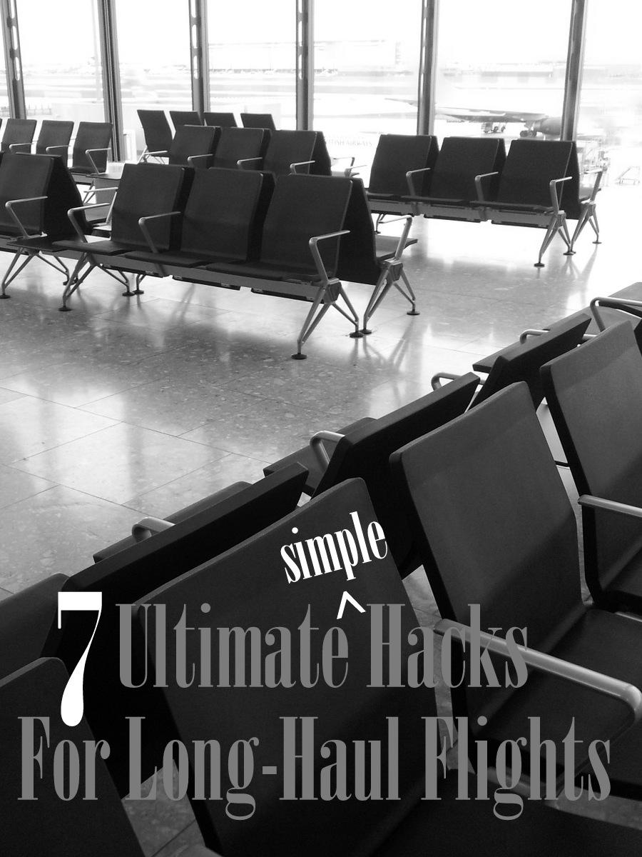 7 Ultimate Long-haul Flight Hacks For Comfort Adventures of a London Kiwi