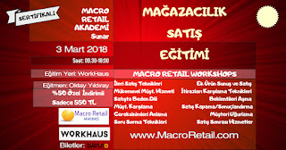 Satış Eğitimi Perakende Mağazacılık