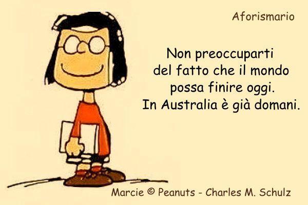 Aforismario Frasi Di Charles Monroe Schulz Dai Peanuts