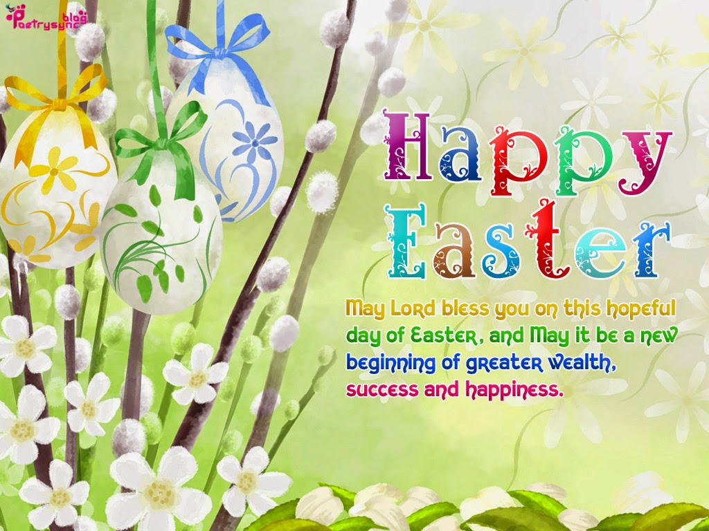 Easter Message Happy Easter Wishes Text Messages For Friends And – Easter Greeting Card Sayings
