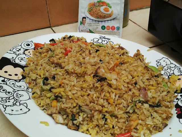 nasi goreng ikan salem