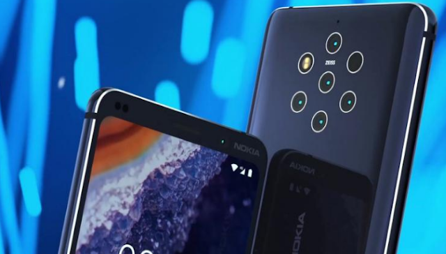 Nokia 9 PureView have 'Light' tech for better low-light photography