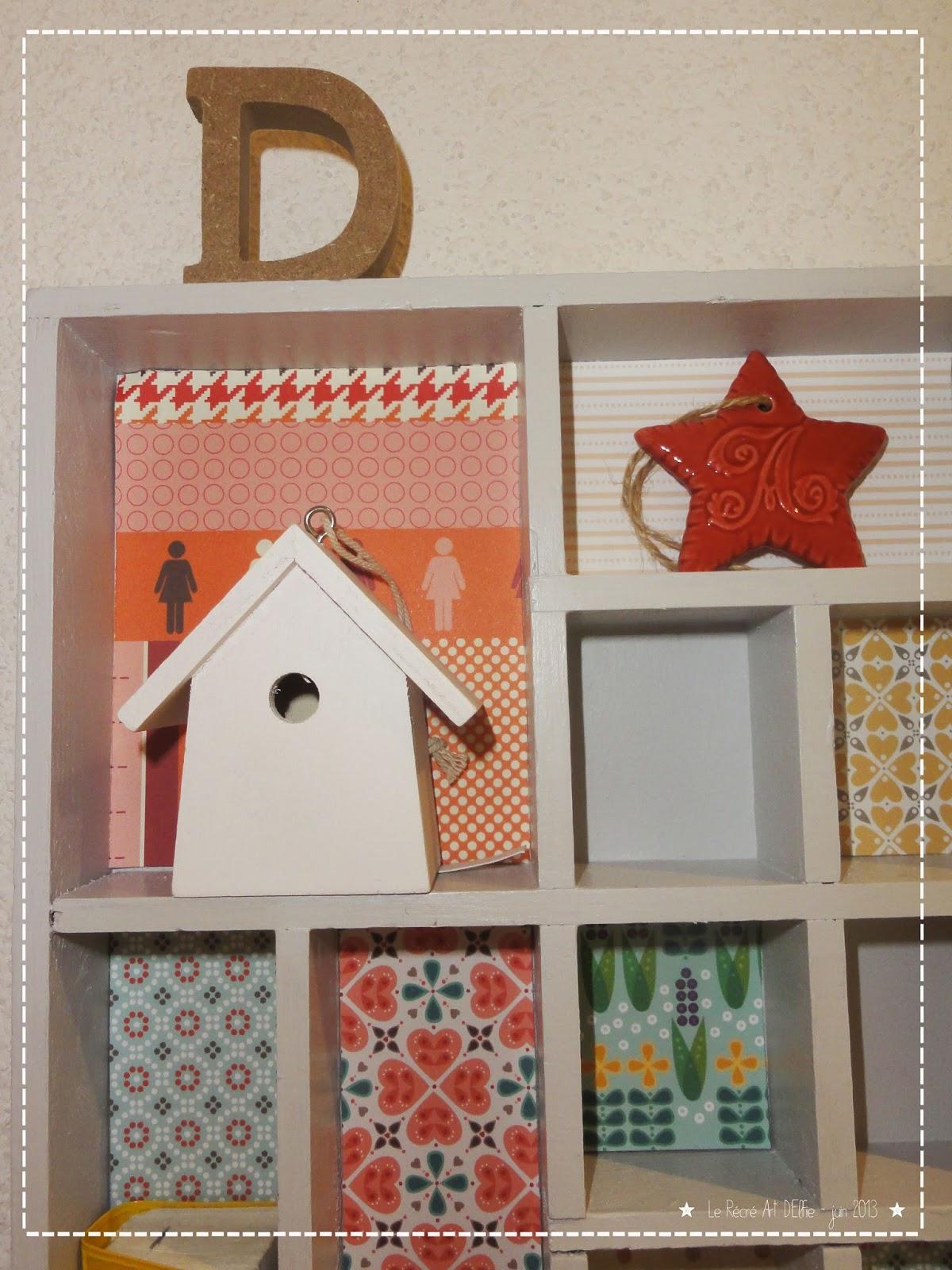 le r cr art delfie diy mini tag re pour minis objets. Black Bedroom Furniture Sets. Home Design Ideas
