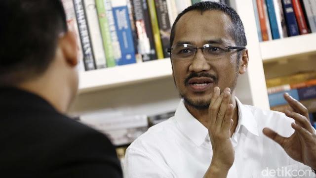 Samad: Teror ke Pimpinan KPK karena Kasus Novel Baswedan Tak Diungkap