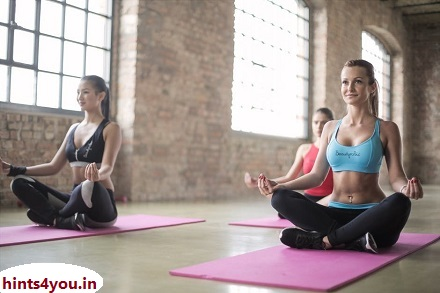 "Yoga is considered to be healthy and healthy in many thousand years. Now a days, many people in our country and the world use this to stay fit. Women can also do some ""Yogasana"" daily by sitting at home.Which will help them to maintain their fitness"