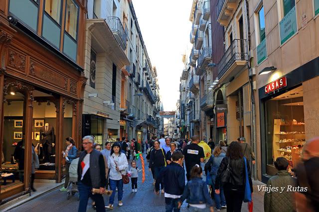 Calle Monterols, Reus