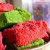 Resepi Biskut Candy Kelapa