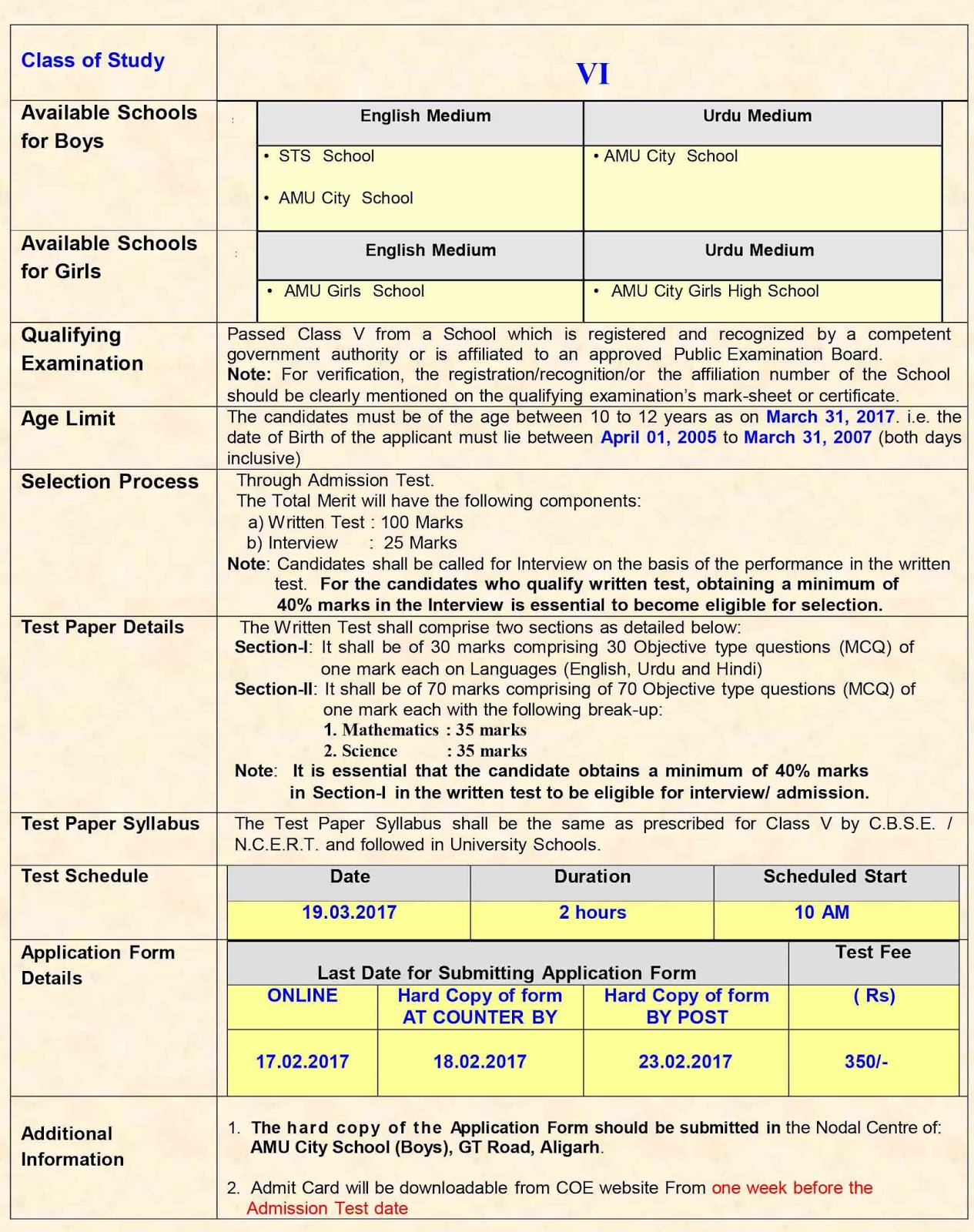AMU Admission 2017 - 18, last date for apply 17th February on medical resume, medical apps, medical schedule, medical rules, medical history, medical floor plan, medical management, medical application printable, medical letters of recommendation, medical questionnaire, medical training, medical insurance, medical application symbol, medical application design, medical application letter, medical interview, medical articles, medical background, healthcare form, medical references,