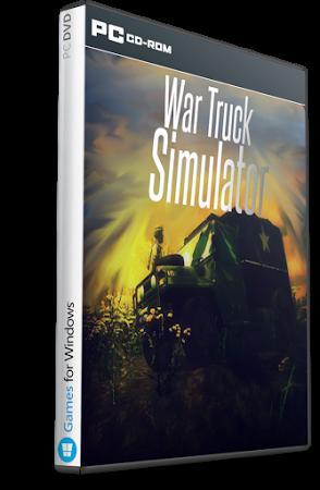 DESCARGAR War Truck Simulator Multilenguaje (Español) (PC-GAME) 2016