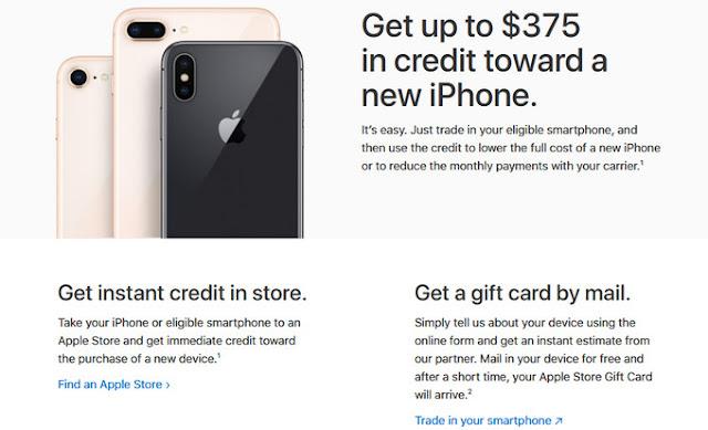 iphone 7 exchange