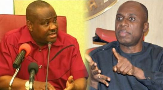 Amaechi To Wike: Your award is Poisoned Chalice, I reject it