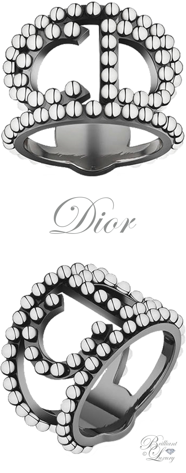 Brilliant Luxury ♦ Dior Your Dior Ring