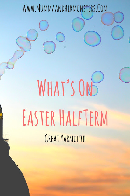Whats on This Easter Half Term