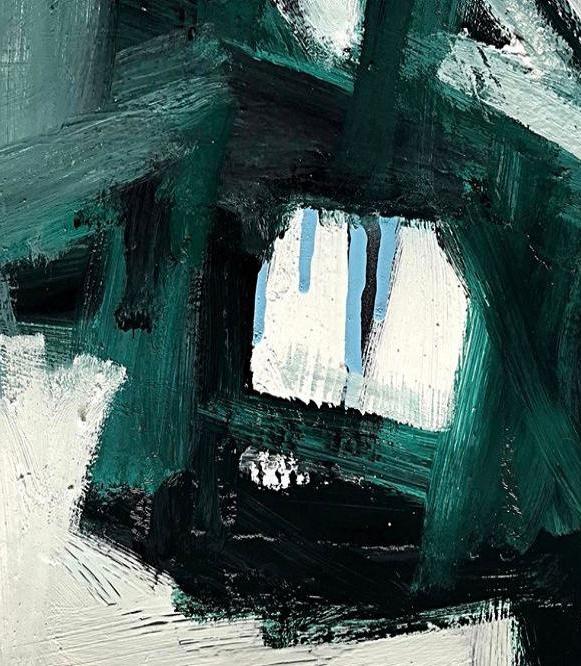 92 Gambar Lukisan Abstrak Yang Kreatif Dan Unik Punya 1001 Makna