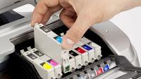 Come cambiare la cartuccia nella stampante