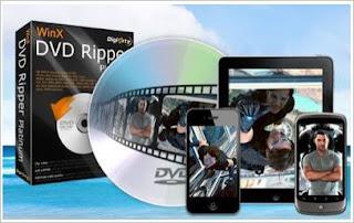 برنامج, تحويل, فيديوهات, واسطوانات, دى, فى, دى, الى, صيغ, مختلفة, WinX ,DVD ,Ripper ,Platinum