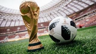 شفرات القنوات المجانية والمفتوحة الناقلة لمباريات كأس العالم 2018 على النايل سات