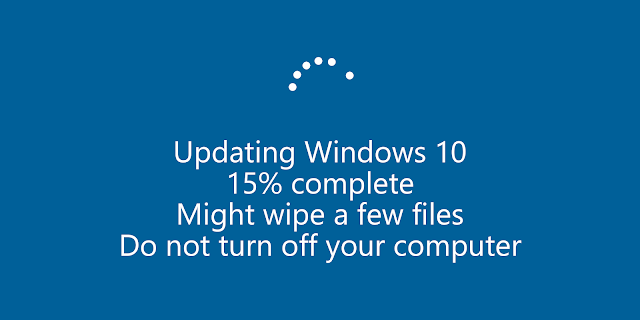 Don't update your Windows 10 for upcoming 5 days...Results are here