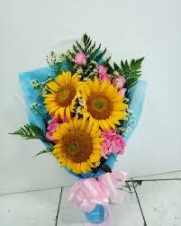 buket bunga matahari kayon surabaya11