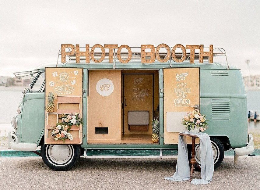 Unique Photo Booth