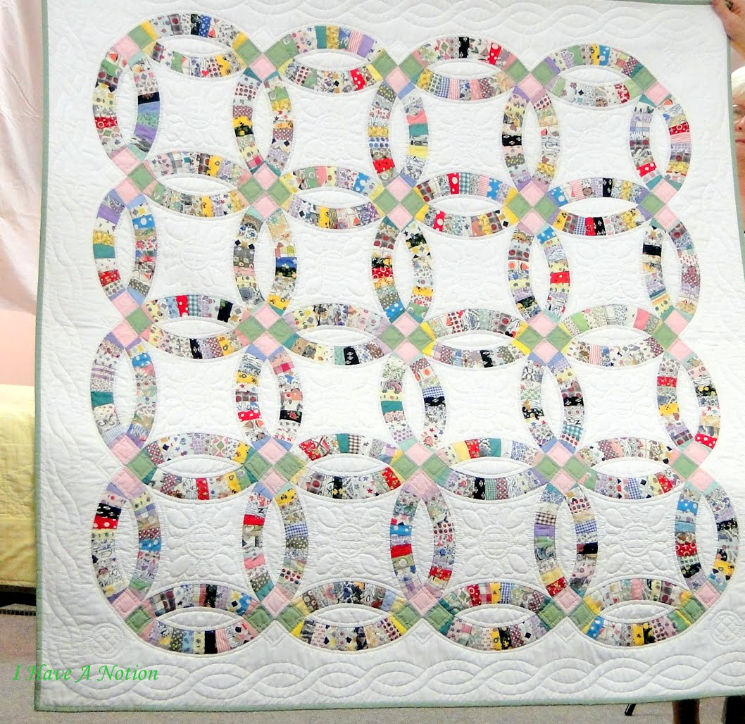 I Have A Notion: All The Ways To Bind A Quilt