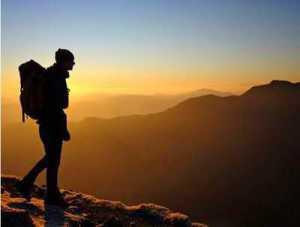 Mendaki Bukan Sekedar Eksistensi Namun Pengendalian Diri