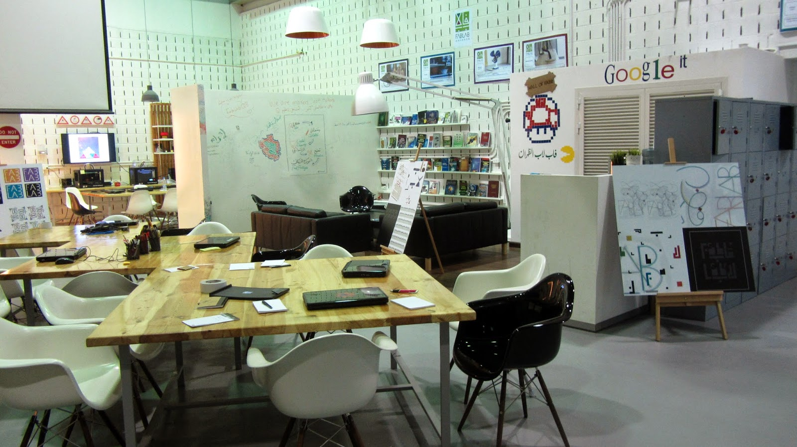 Brainstorming FABLAB KFUPM Dhahran Saudi Arabia blog