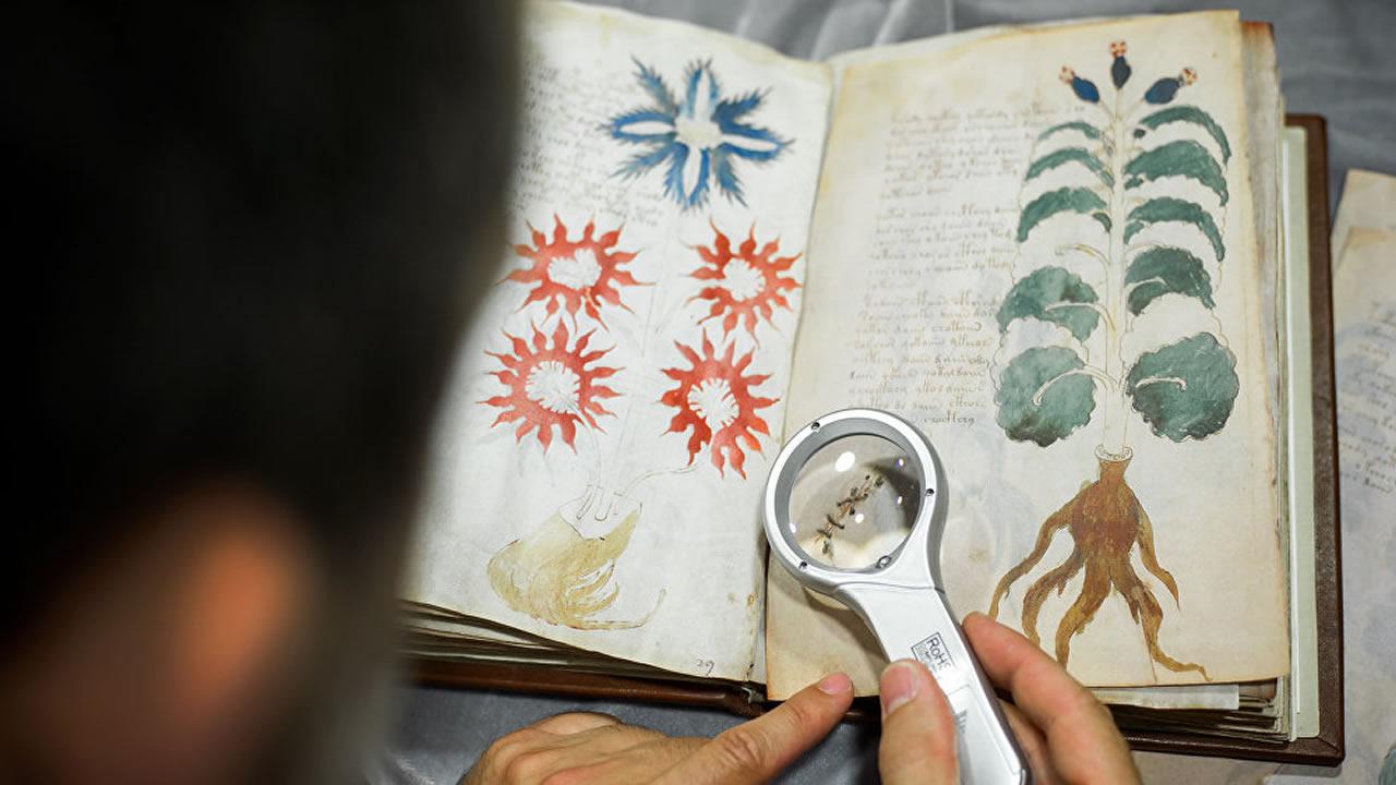 Matemáticos rusos descifran la estructura del misterioso Manuscrito Voynich