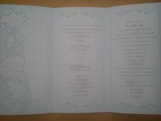 undangan desain simple namun elegan