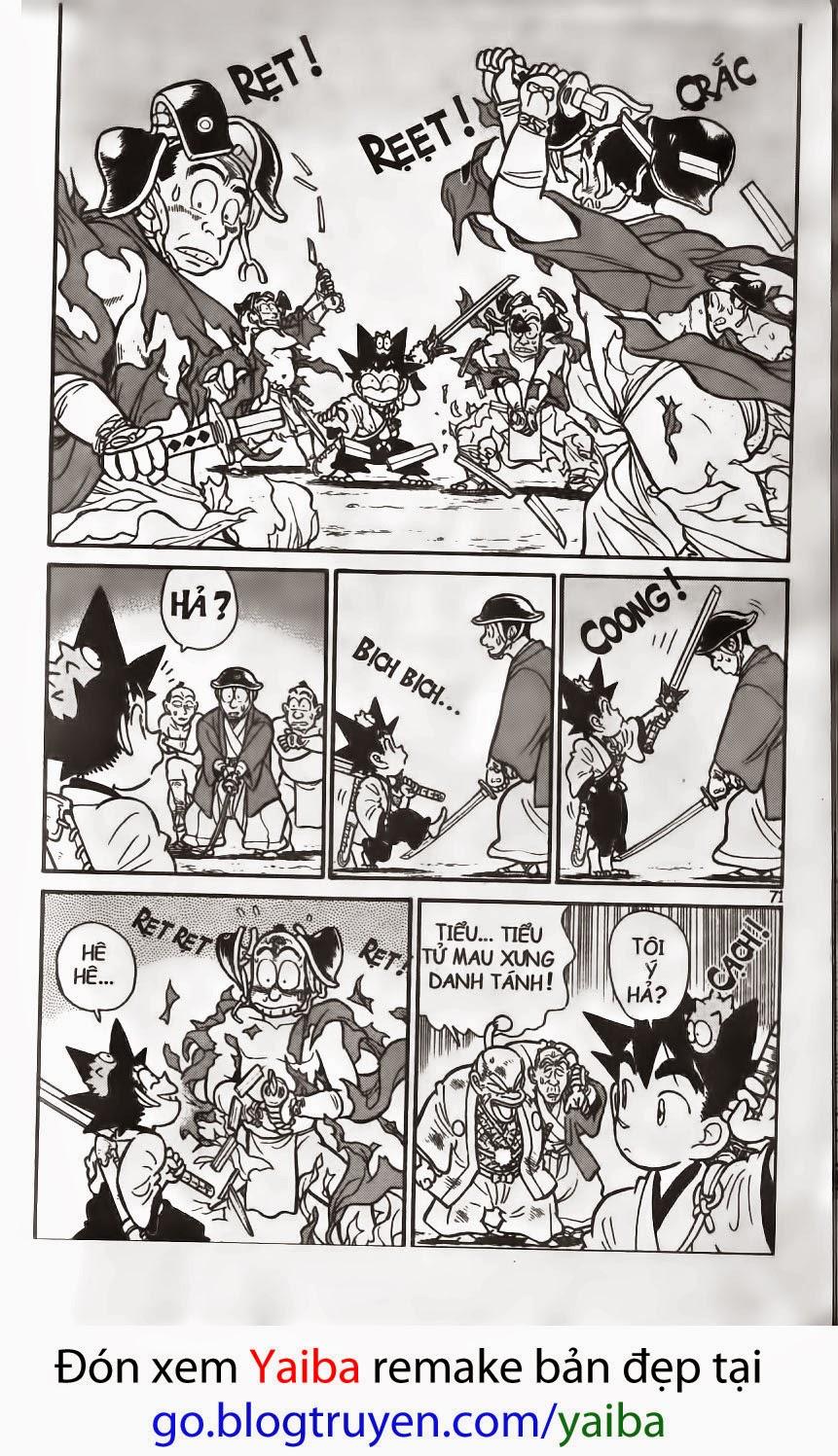 Yaiba chap 169 trang 12