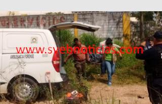 Identifican cabeza humana y cuerpo hallados en Cosoleacaque Veracruz