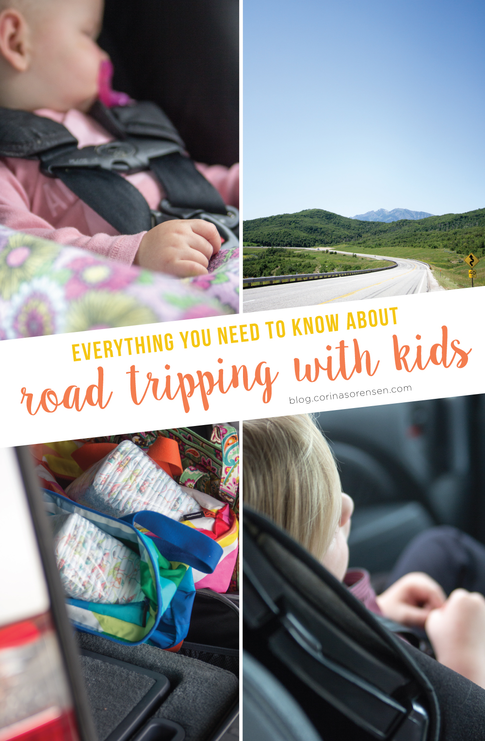 Everything you need to know about road tripping with kids