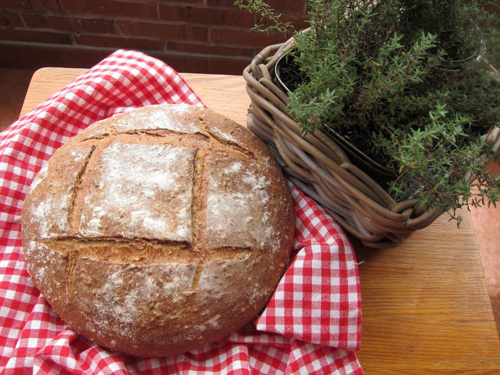 Pan de centeno con sesamo lidl