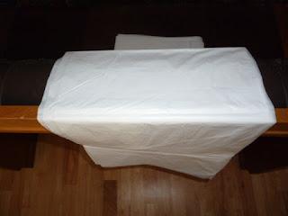 moni s blog schutzh lle matratze f r matratzen bis 90x200 100x200 geruchsneutral rei fest im test. Black Bedroom Furniture Sets. Home Design Ideas