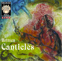 Britten Canticles - Mark Padmore/Julius Drake - WHLive0064