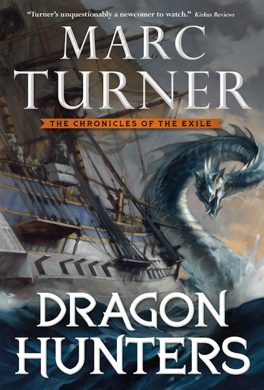 Interview with Marc Turner, author of The Chronicles of the Exile