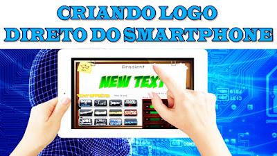 Como fazer uma logotipo direto do seu smartphone