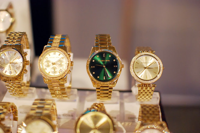 Michael Kors Classic Heritage Emerald Watch 2013